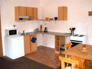 Interiér pokoje kuchyň