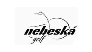 Logo nebeská golf