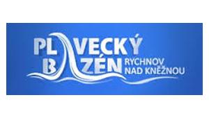 Logo plavecký bazén RK